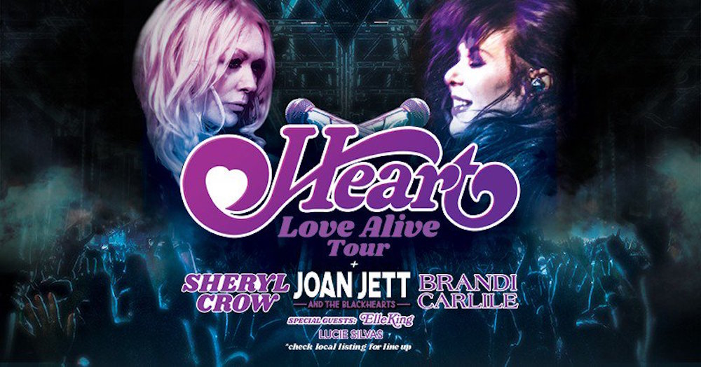 Heart Love Alive Tour Dates 2019