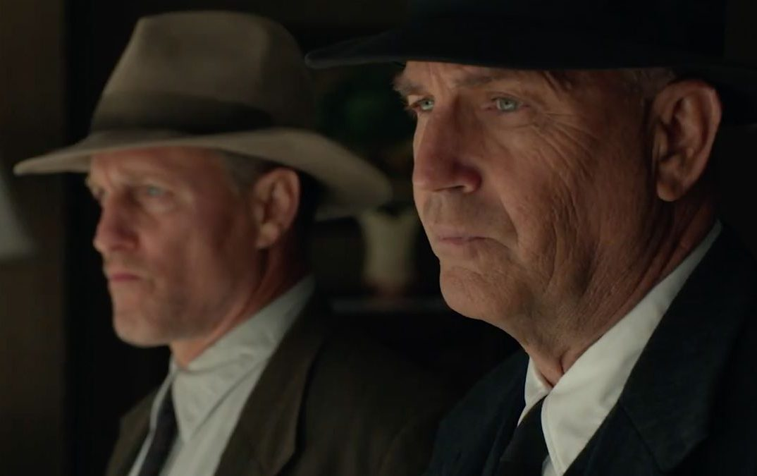 the highwaymen netflix woody harrelson kevin costner