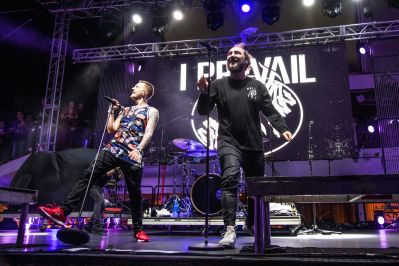 I Prevail at ShipRocked 2019
