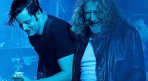 Jack White and Led Zeppelin's Robert Plant