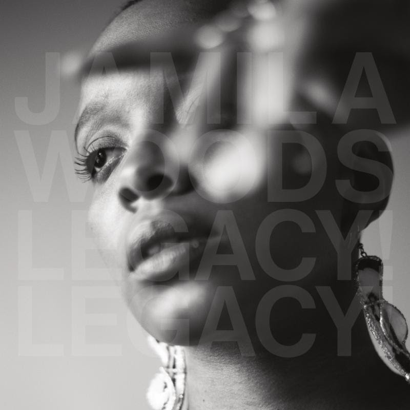 Jamila Woods legacy! legacy! album cover artwork