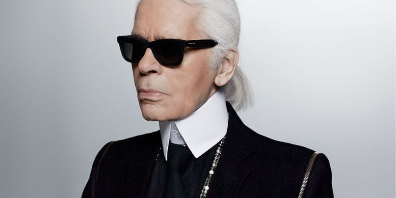 db30706e6 R.I.P. Karl Lagerfeld, fashion icon and noted music fan has died at ...