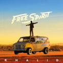 khalid free spirit album cover artwork