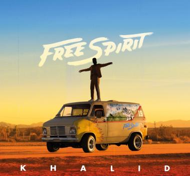 khalid free spirit album cover artwork