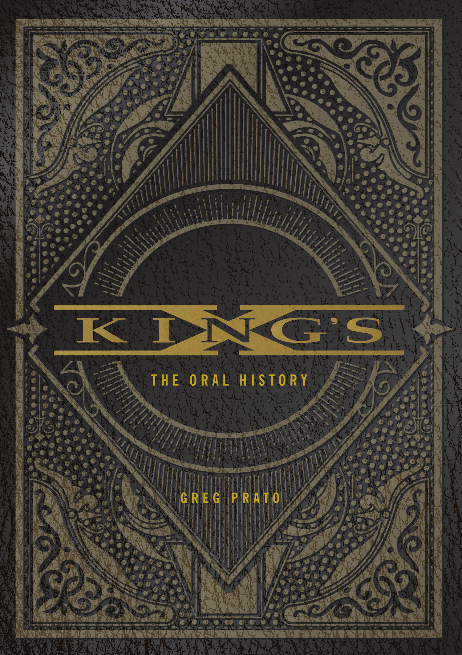 The Time King's X Opened for AC/DC - Excerpt from New Book King's X
