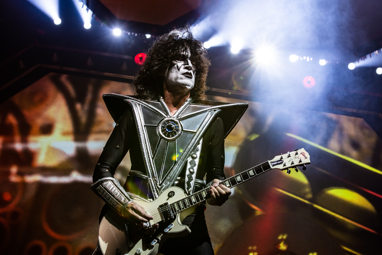 Kiss guitarist Tommy Thayer