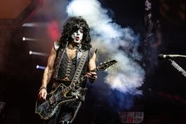 Kiss singer-guitarist Paul Stanley