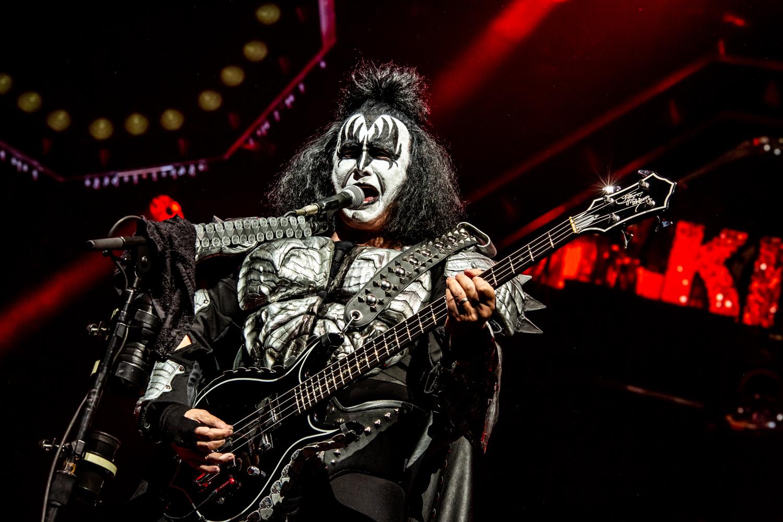 Kiss singer-bassist Gene Simmons