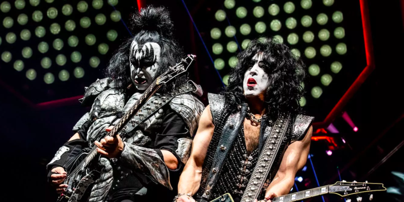 Live Review: KISS Say Goodbye to Portland, Oregon, with Blood, Pyro