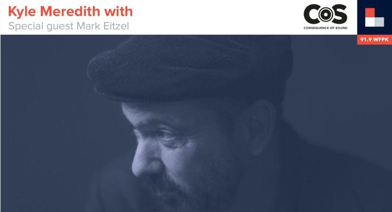 Kyle Meredith with Mark Eitzel