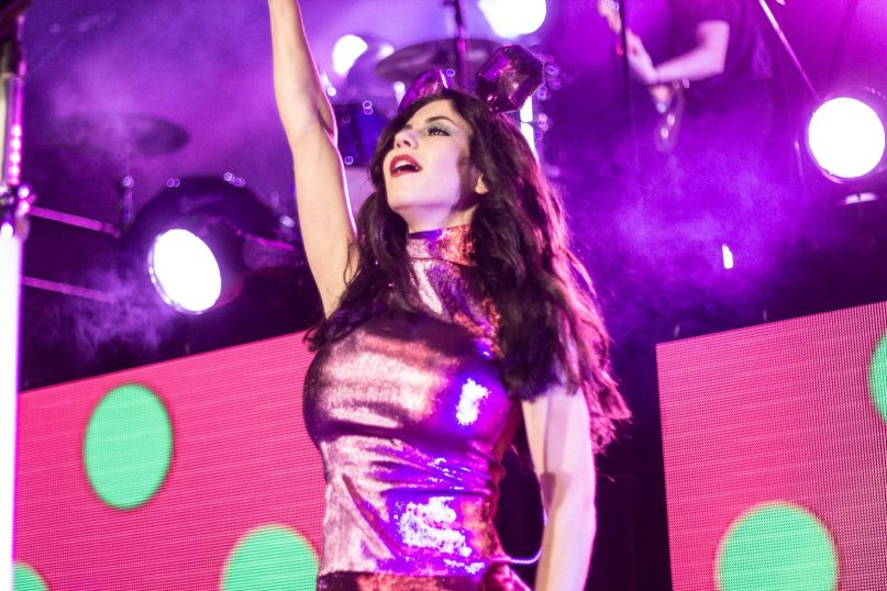 MARINA and the Diamonds Handmade Heaven New Music Frank Mojica Music Video