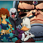 Marvel's The Offenders Hulu howard the duck modok hit-monkey tigra and dazzler
