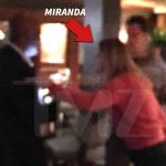 Miranda Lambert dumps salad in Nashville fight