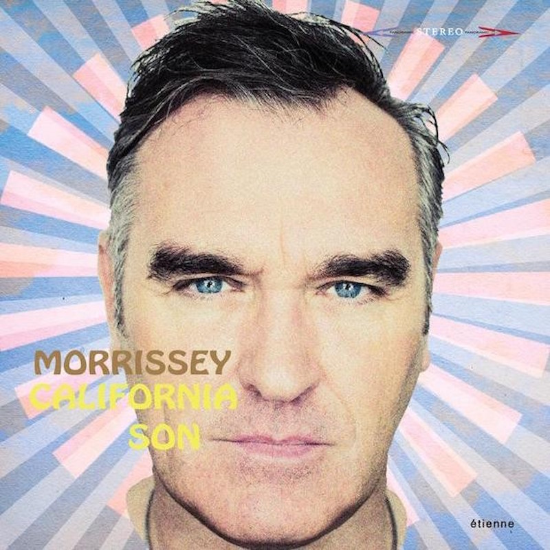 morrissey california son album artwork