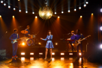 Natalie Prass Short Court Style The Late Late Show with James Corden