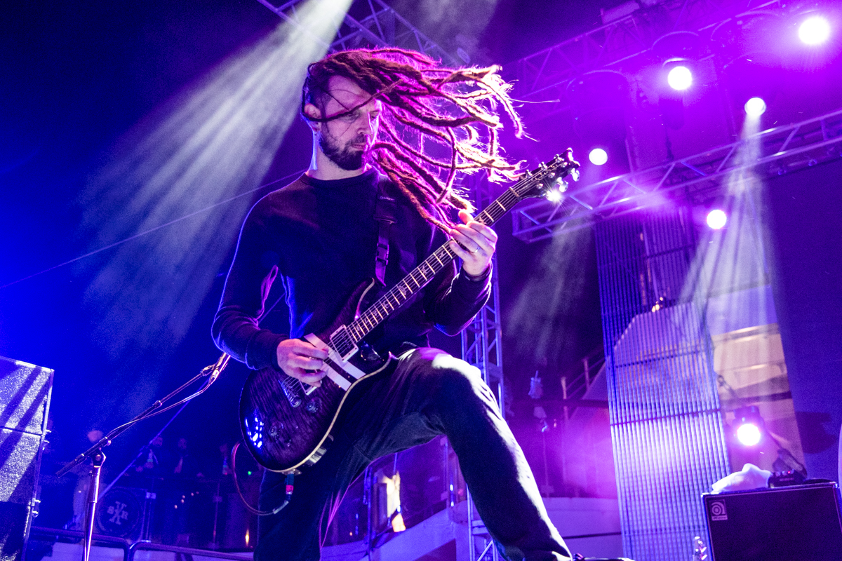 Nonpoint at ShipRocked 2019