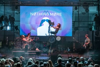 Nothing More at ShipRocked 2019