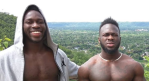 Olabinjo and Abimbola Osundairo