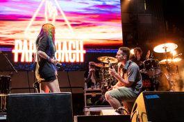 Papa Roach Fans at ShipRocked 2019