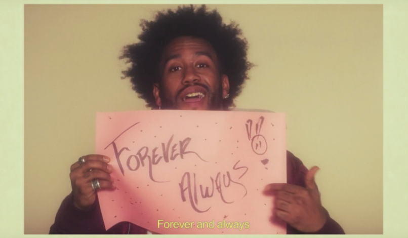 "Peter cottontale ""forever always"" song music video chance the rapper daniel caesar solo album"