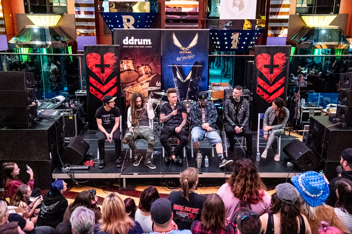 ShipRocked 2019: A Daily Diary and Photo Gallery of Rock's