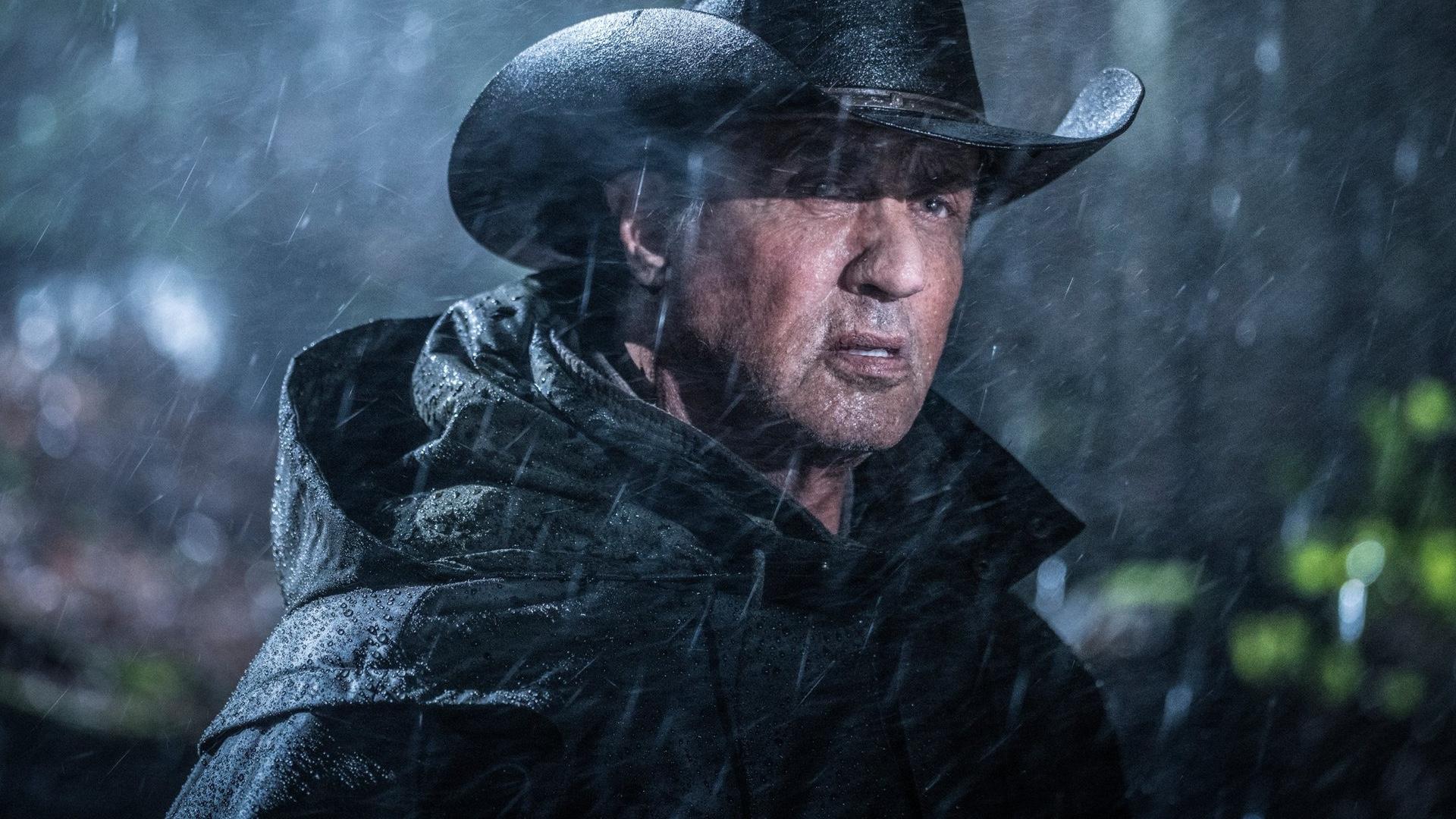 Rambo, Sylvester Stallone, 2019 Sequel, Cowboy Hat