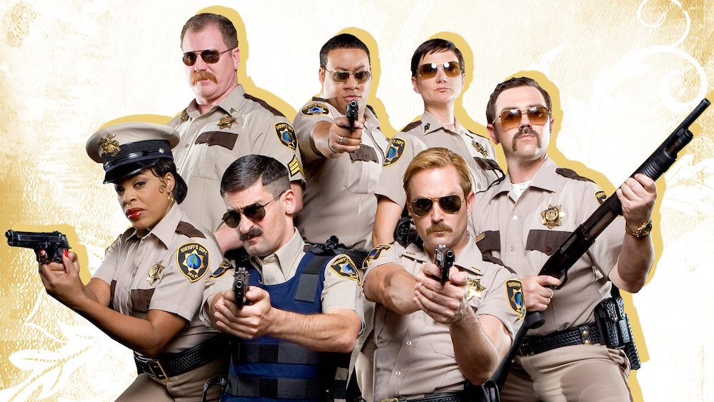 Comedy Central streaming Reno 911! all seasons