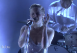 "Robyn ""Ever Again"" Ellen tv video performance"