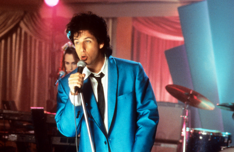 Adam Sandler, The Wedding Singer, '80s, Nostalgia, One-Hit Wonders