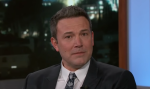 Ben Affleck, Jimmy Kimmel, ABC, Batman, Tom Brady