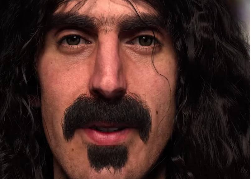 Frank Zappa, Hologram Tour, 2019, Video