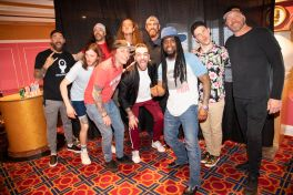 Sevendust and Wilson at ShipRocked 2019