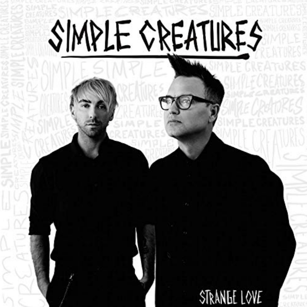 simple creatures strange love ep artwork cover