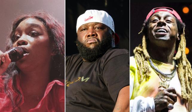 Soundset 2019 lineup: SZA, Run the Jewels, Lil Wayne to