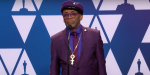 Spike Lee at Oscars