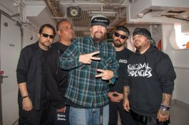 Suicidal Tendencies at ShipRocked 2019