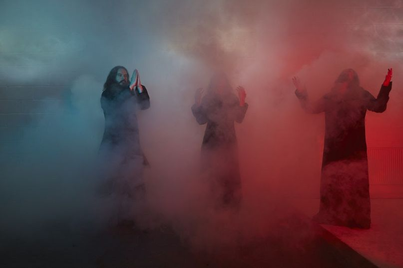 Sunn O))), photo by Ronald Dick