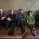 Teenage Fanclub photo by Donald Milne New Single Everything Is Falling Apart Music Video