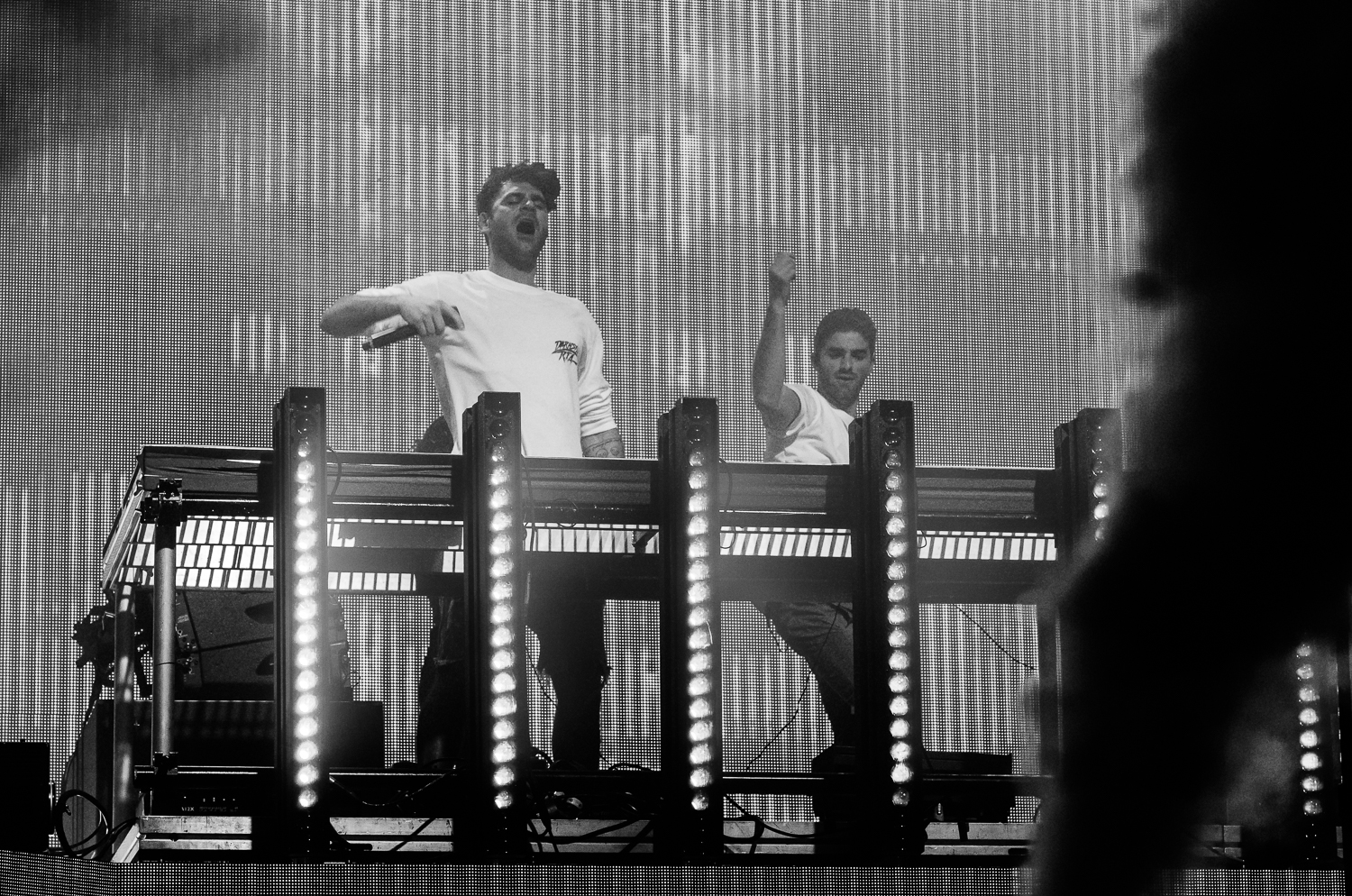 The Chainsmokers KAABOO Cayman, Ben Kaye