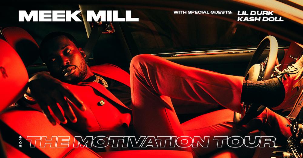 meek mill the motivation tour
