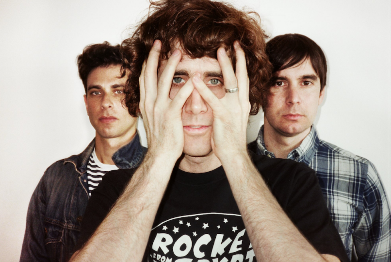 The Rapture reunion interview tour dates new album update