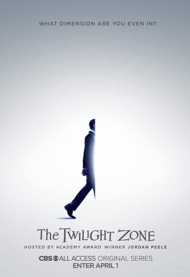 The Twilight Zone, CBS All Access, Sci-Fi, Jordan Peele, Poster