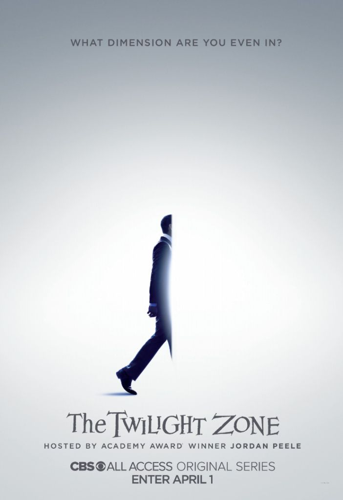 The Twilight Zone, CBS All Access, Sci-Fi, Jordan Peele, Poster