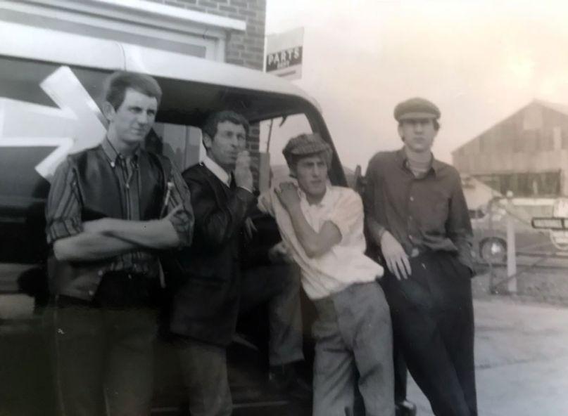 The Who with Doug Sandom