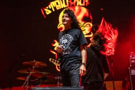 Joey Belladonna at ShipRocked 2019