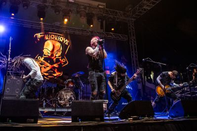 The Stowaways at ShipRocked 2019