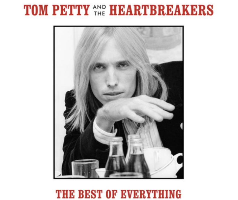 Tom Petty The Best of Everything greatest hits collection new release