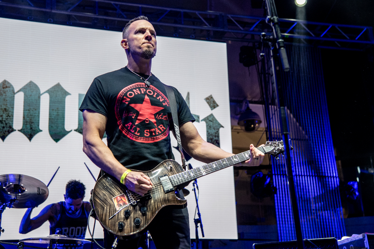 Tremonti at ShipRocked 2019