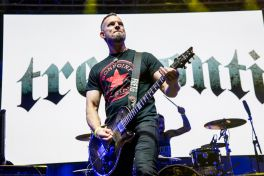Mark Tremonti at ShipRocked 2019