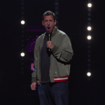 Adam Sandler Announces Summer Tour 100% Fresher, Sreengrab from 100% Fresh Netflix Special